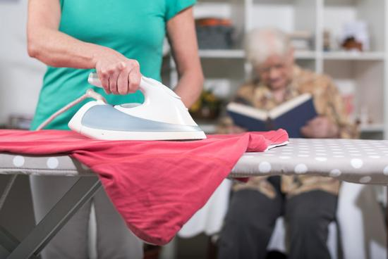 Home care services in Wirral. Domiciliary care and reablement. Laundry.